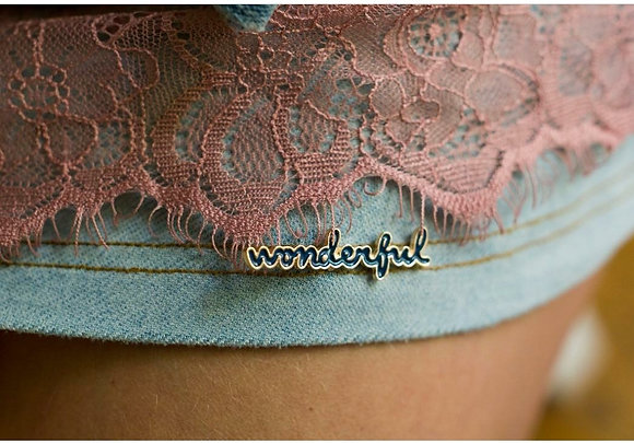 Pin Wonderful