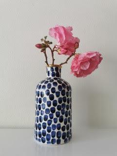 Botella Mossy Blue