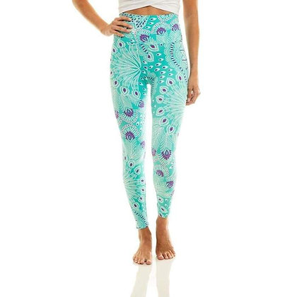 Ultra High-Waist 7/8 Eco Legging Del Paine