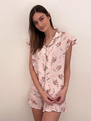 Pijama Vuelos Rosado