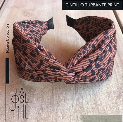 Cintillo Turbante Print (CT-PRINT)