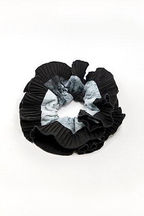 Bamba negro tie dye