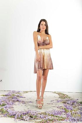 Vestido Rosario Tierra/T34/252