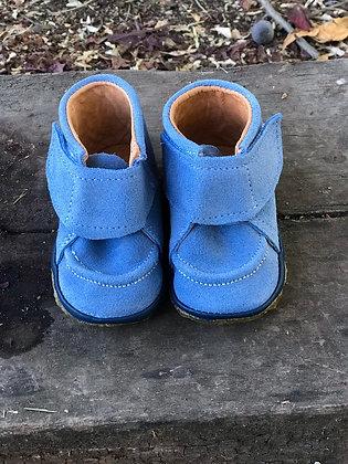 Gateador Botin Velcro Reno Azul