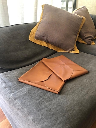 Porta Notebook 15' Caramelo