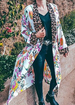 Kimono Lia Blanco