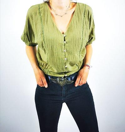 Blusa Carmen Olivo