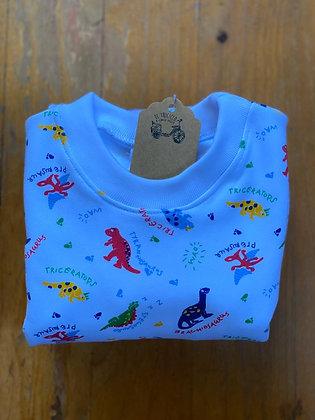 Pijama Niño Dinosaurio