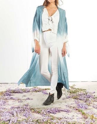 Kimono Maria Largo Celeste/TL/257
