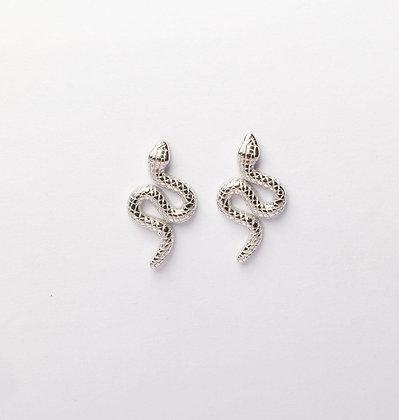 Aros Cobra Silver