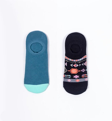 Pack No Show Socks 2019 Tribal/Única