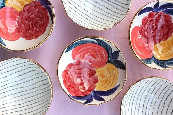 Joyero Flores Rojas