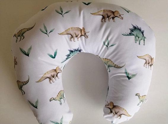 Cojin Lactancia Dinosaurios