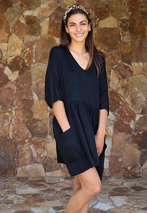 Vestido Jacinto Negro