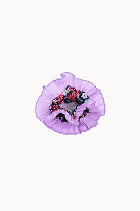 Bambita lila floral