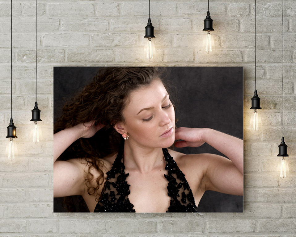 Fine Art Gallery Wrap Canvas