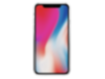 iPhone-X-Mockup-with-Colorful-Background