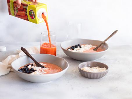 3 Ingredient Smoothie Bowl