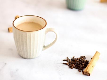 Home-Made Chai Latte