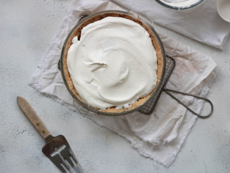 The Easiest Vegan Banoffee pie