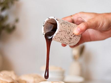 Vegan Salted Caramel