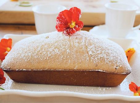 Easiest Heavenly Vegan Vanilla Cake