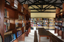 UDI's library in the High School