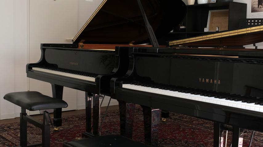 Klavierraum