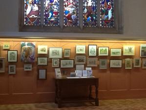 All Saints Exhibition moves into final week