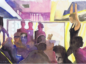 Another sale before cornerHOUSE exhibition moves to All Saints