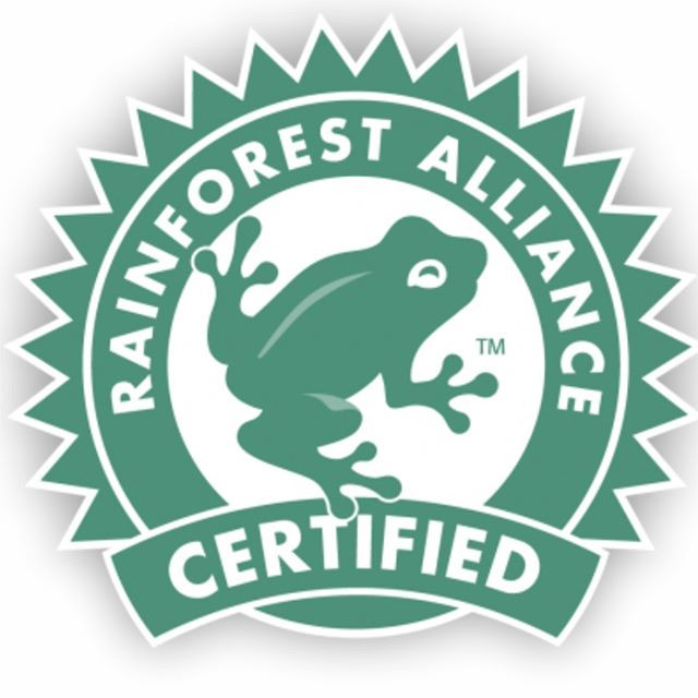Rainforest Alliance Sustainable Agriculture Certification