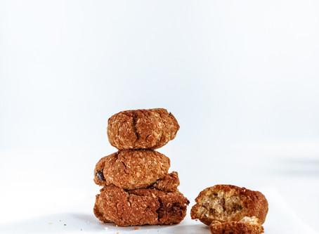 ANZAC Day Biscuits - Vegan + Gluten Free