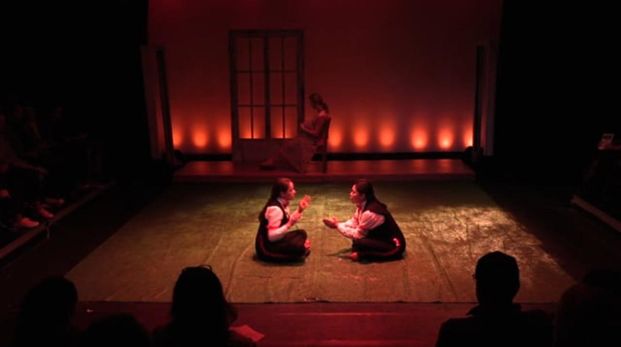 Zoë Zimin   Voice, Musical Theatre, Acting Reel