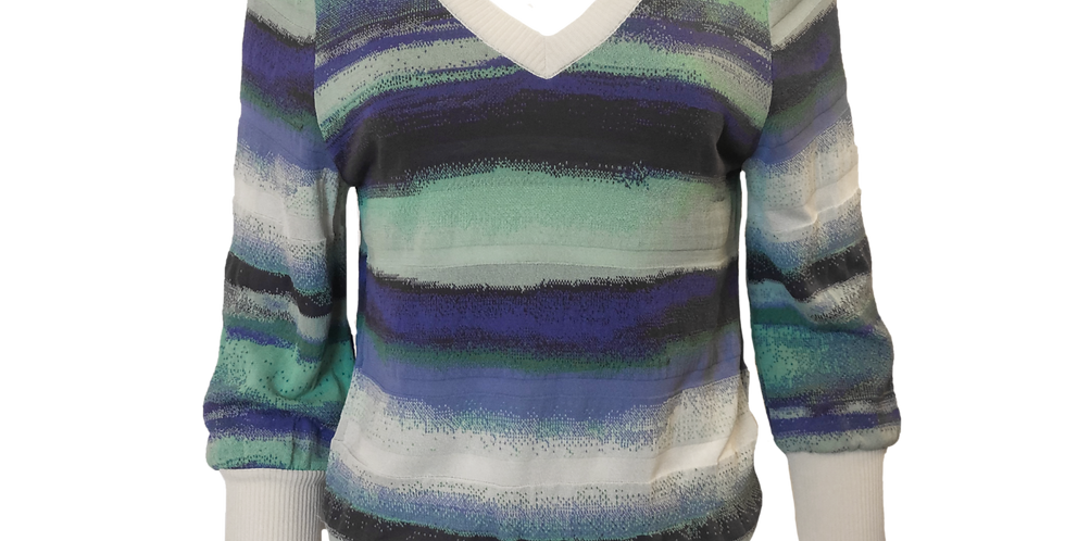 Watercolor Sweater