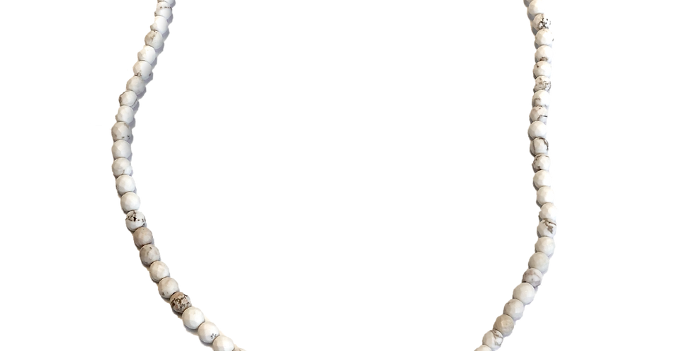 Necklace with Pearl Bead Drop