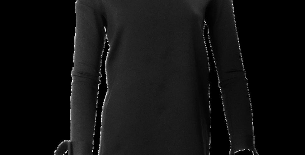 Scuba Bow Sleeve Top