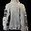 Thumbnail: Print Sleeve Sweater