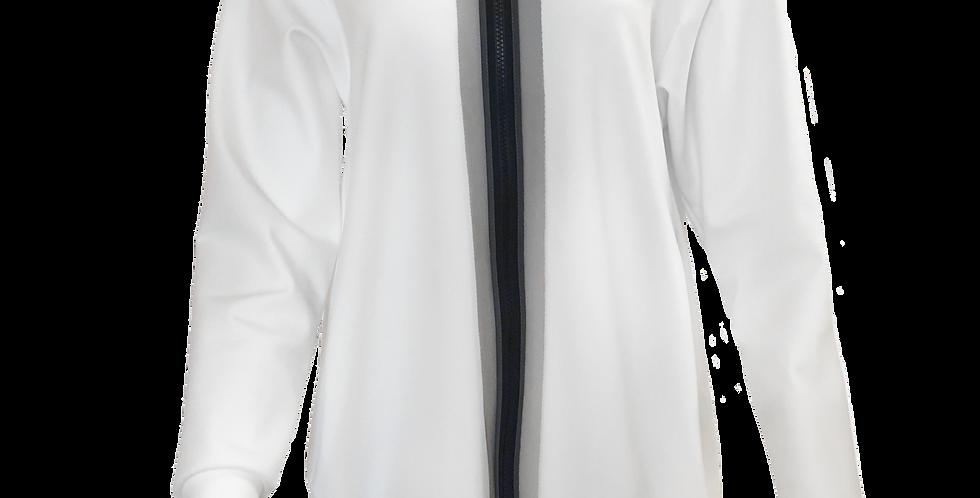 Zipper Dress Jacket