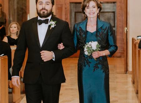 MOTHER OF THE BRIDE/GROOM DRESS