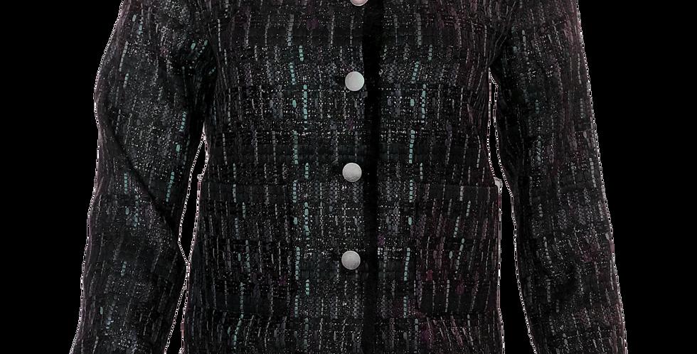 Tweed Metallic Jacket