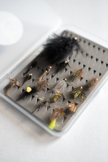 Fliegenbox klein