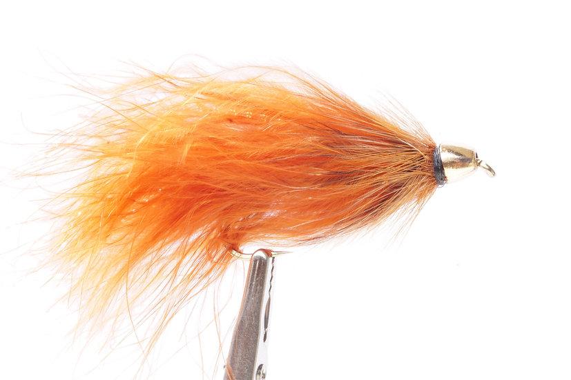 Wooly Bugger orange