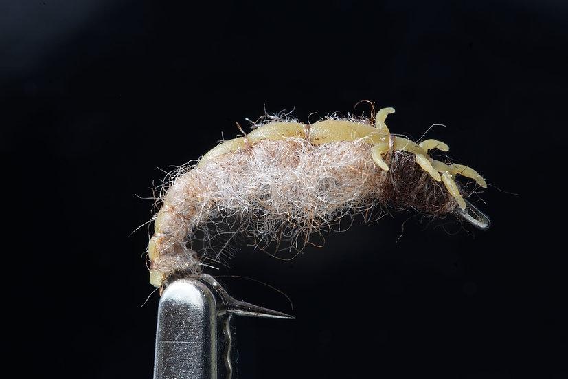 J:Son Caddis Larva Oliv/Braun
