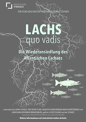 Lachs quo vadis filmplakat