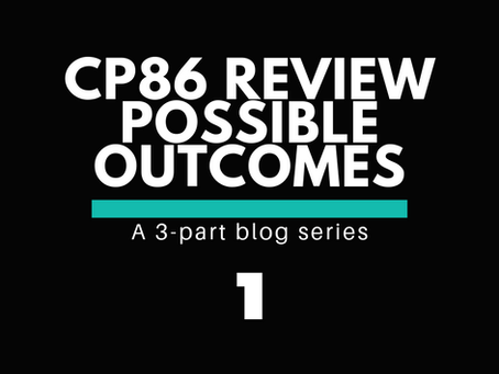 [PART 1] CBI CP86 Review - it is not likely anyone will come out unscathed. Here's why I think that.