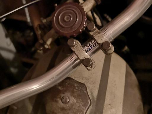 Out of crash : La Peugeot 125cm3 de 1949  Black Pearl Créations Creative Brigade