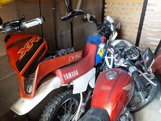 The Bardot syndrome : La Yamaha 125 Dtlc de 1982 – Thorfin