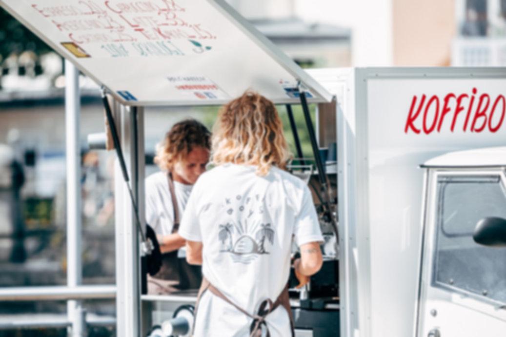 Koffiboys grafiske univers, kaffevogn, kaffevogn odense, mobilt kaffesalg, odense kaffe