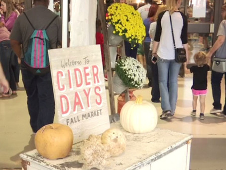 Cider Days Returns for 38th Year