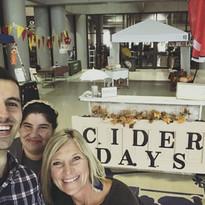 The Cider Days Team